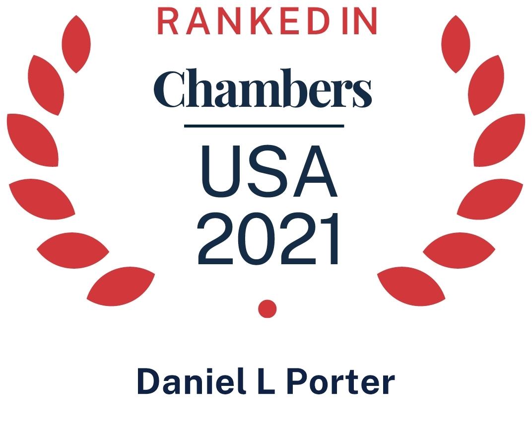 2021 Chambers USA Dan Porter