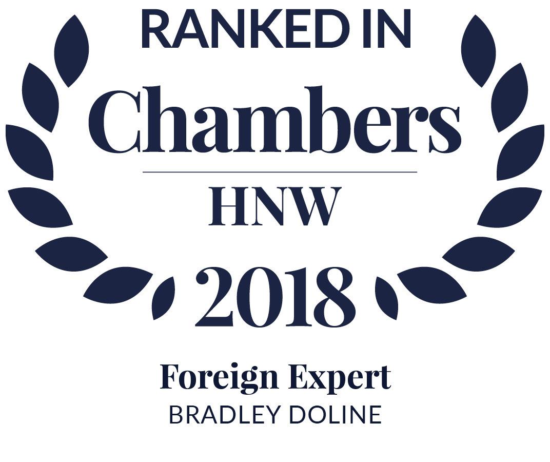 Bradley Doline HNW 2018