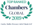 Chambers Global 2019 firm 2 test