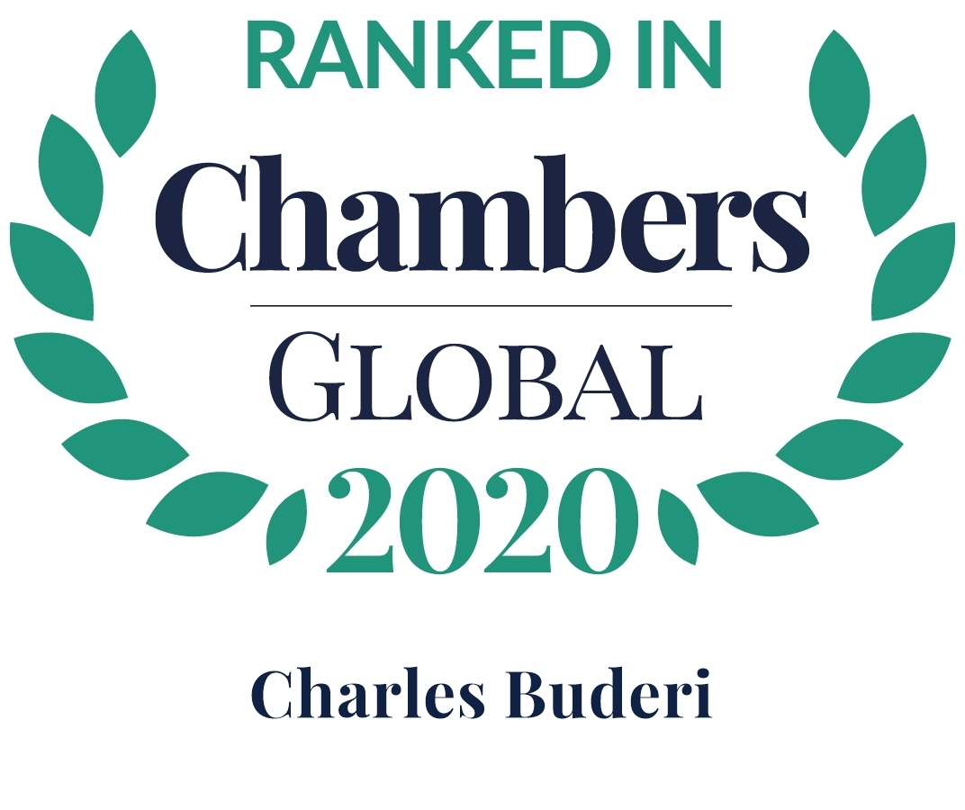 Chambers Global 2020 Charles Buderi