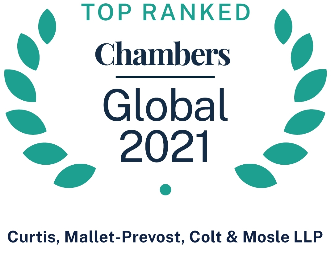 Chambers Global 2021 Firm Wide