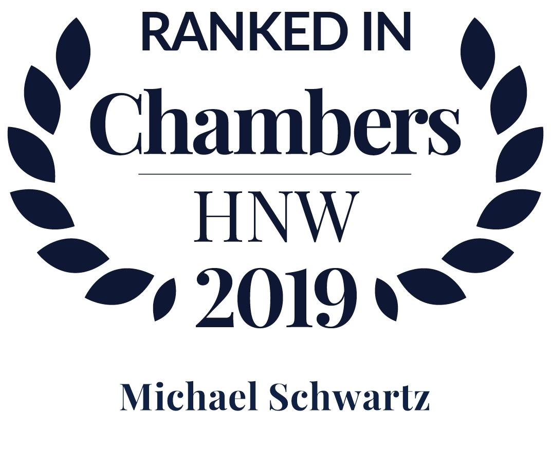 Chambers HNW 2019 Michael Schwartz