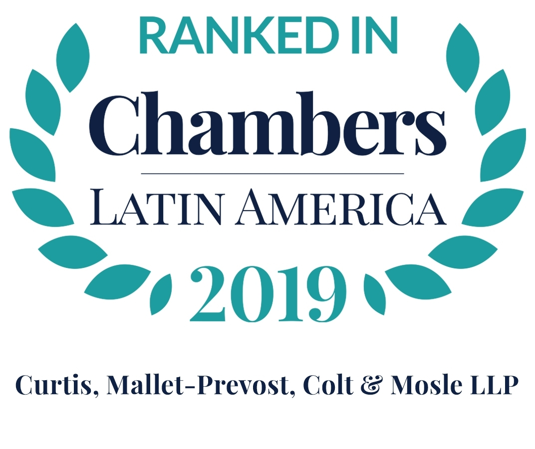 Chambers Latin America 2019 Firm