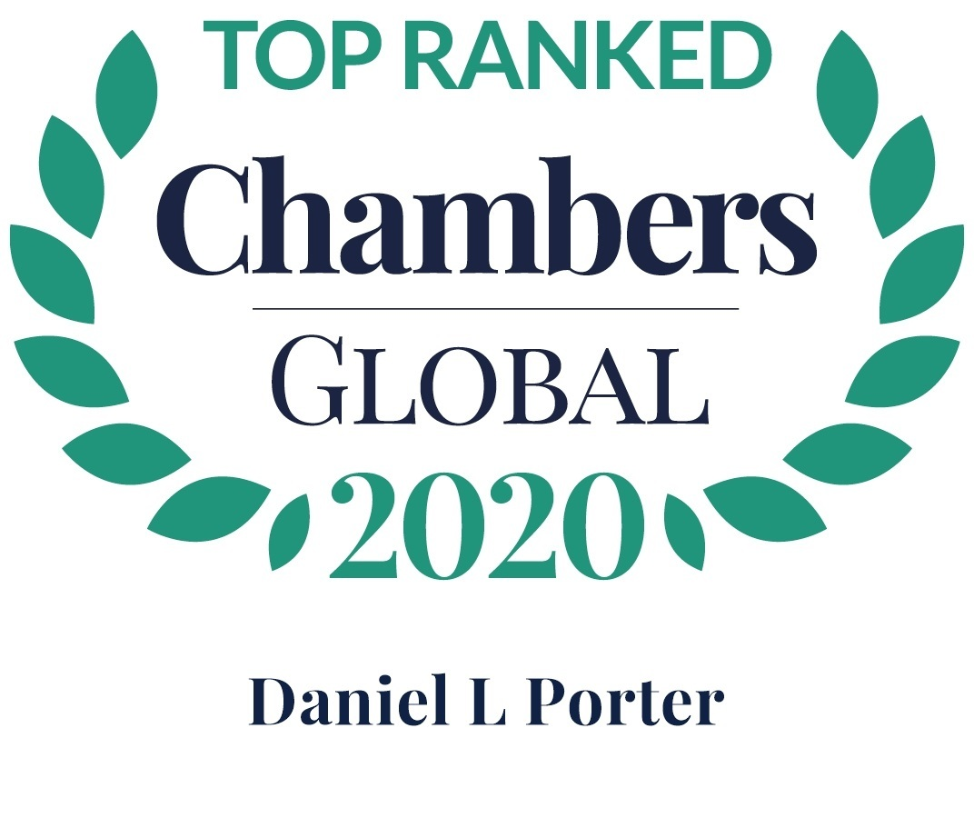 Dan Porter Chambers Global 2020