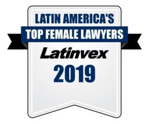Latinvex Top Female Lawyer 2019
