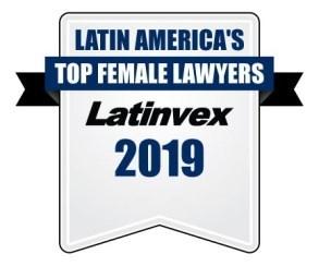 Latinvex Top Female Lawyer 2019