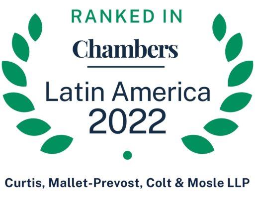 Chambers Latin America 2022 Firm Logo