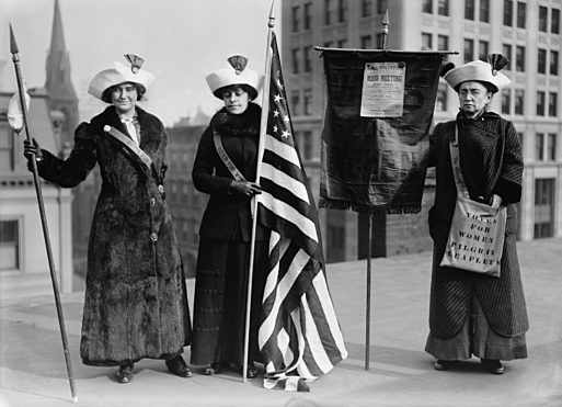 History Suffragettes