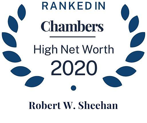 Chambers 2020 HNW Robert Sheehan