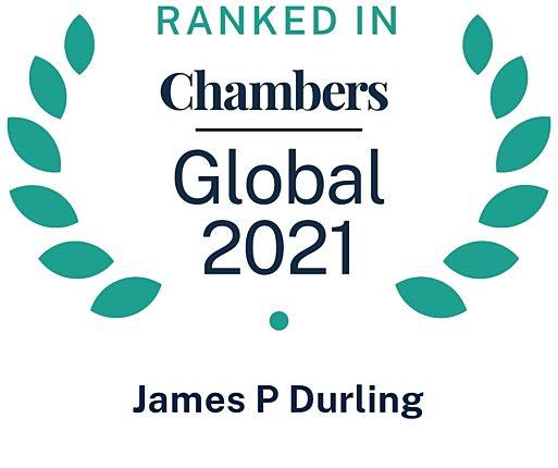Chambers Global 2021 James Durling