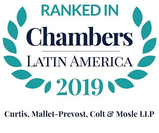 Chambers Latam 2019 firm