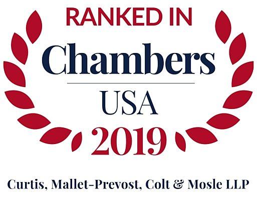 Chambers USA 2019 Curtis
