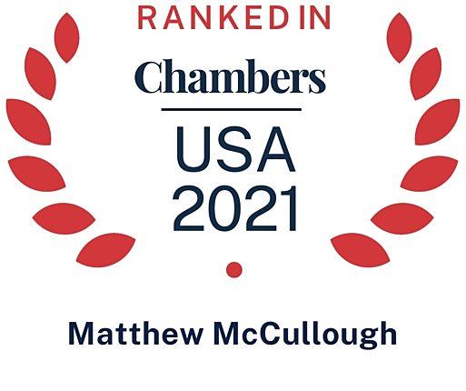 Chambers USA Matthew McCullough