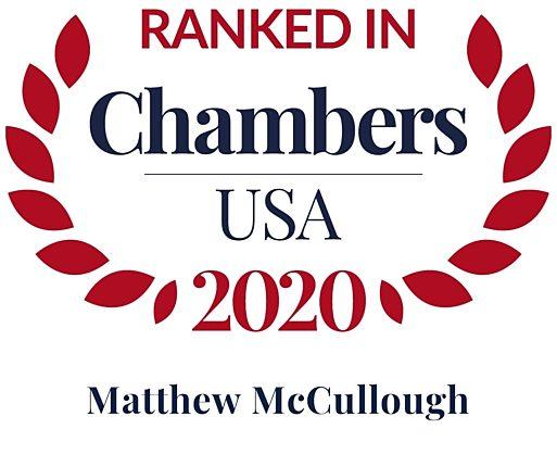 Matthew Mc Cullough Chambers USA