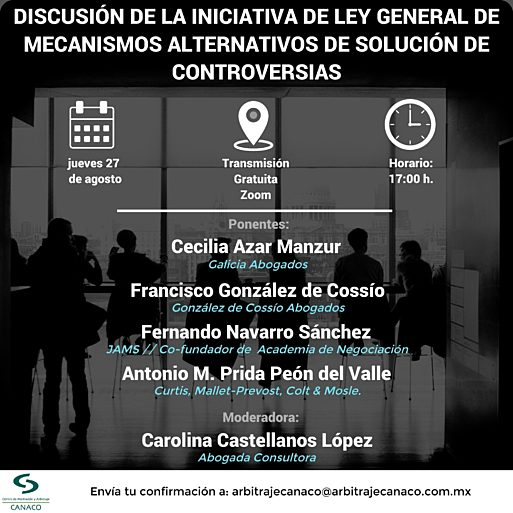 CANACO webinar flyer