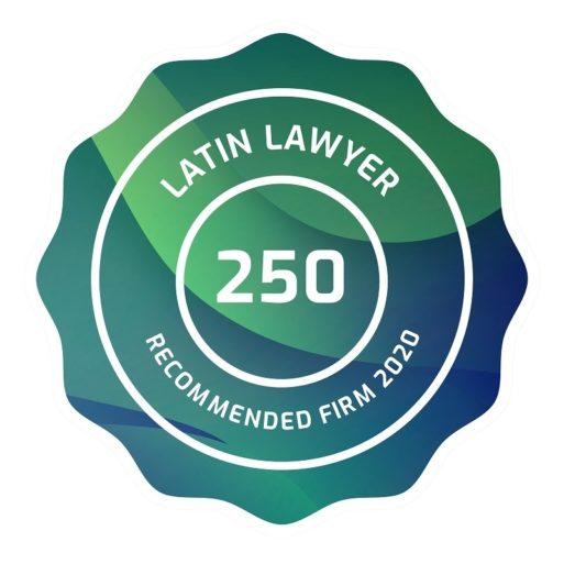 Latin Lawyer 250 2020 Rosette